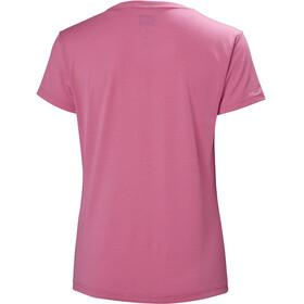 Helly Hansen W's Skog Graphic T-Shirt Azalea Pink
